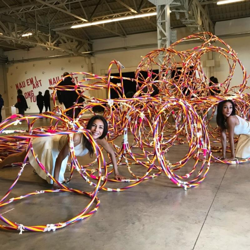 Chi cerchi trovi (Yona Friedman - Street Museum 2017)