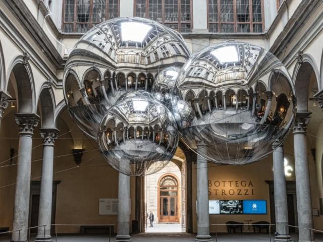 Palazzo Strozzi presenta