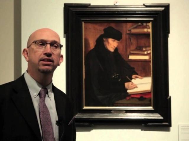 """Davide Gasparotto (Getty Museum): """"Voglio qui un dipinto italiano del 300″"""