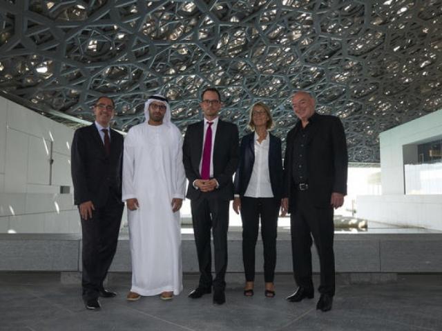 Apre il Louvre di Abu Dhabi, primo museo d'arte