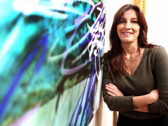 Giovanna Fra. L'universo pittorico abbraccia la musica