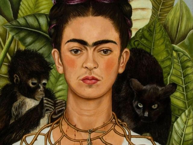Una Frida Kahlo inedita per la prima volta in Italia.