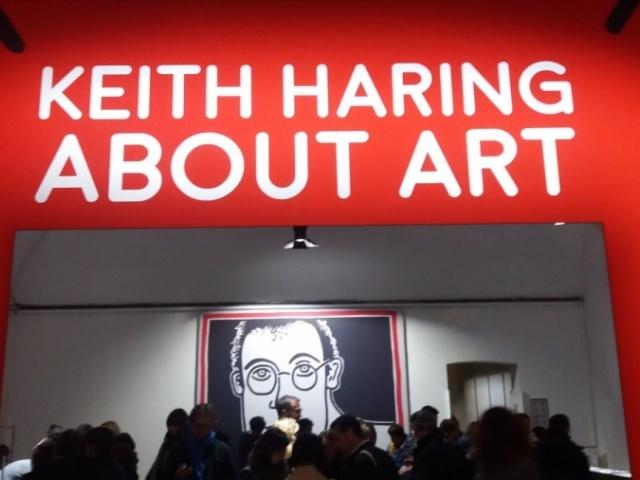 Keith Haring a Palazzo Reale