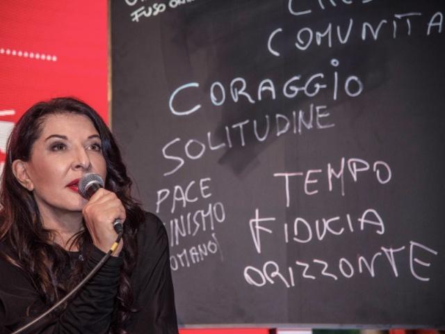 Marina Abramovic: