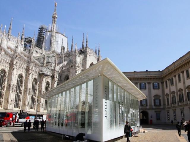 Salone del mobile, a Milano arriva