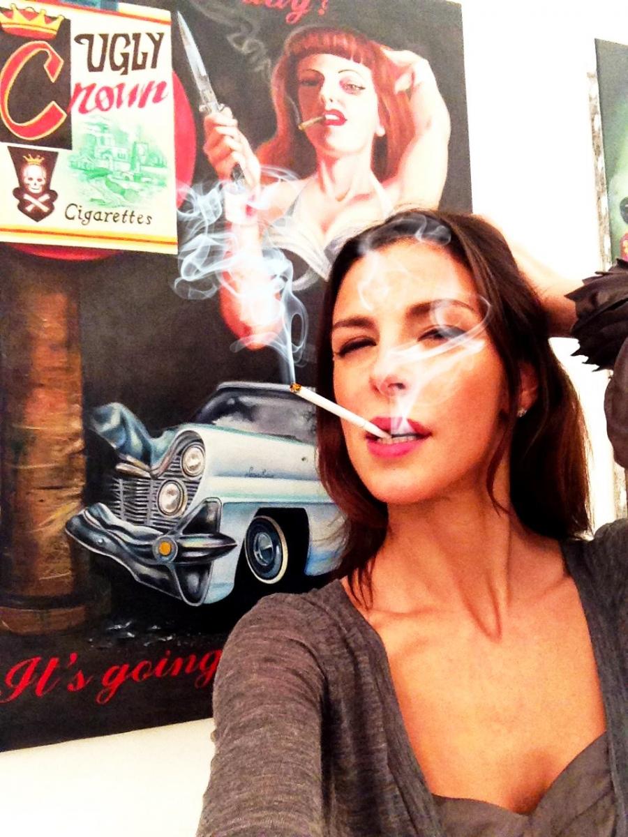 Clelia patella smoking hot sara ray black tar day sara ray black tar day voltagebd Image collections