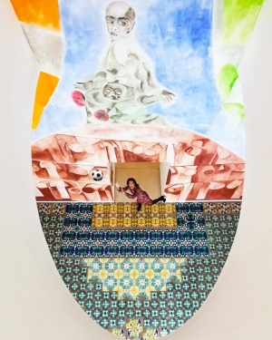 Imparabile (Francesco Clemente - Ave Ovo, 2005)