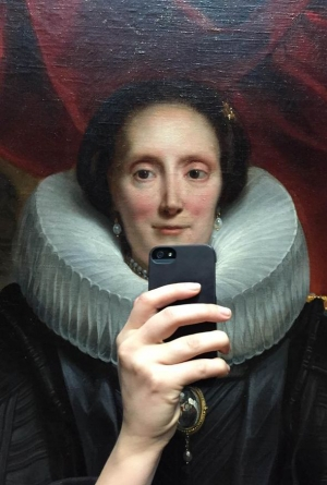 Torna il #MuseumSelfie Day